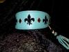 Halsband ''fleur-de-lis''